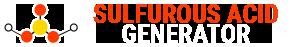Sulfurous Acid Generator